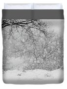 Winter Dream Duvet Cover