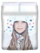 Winter Dreams Duvet Cover