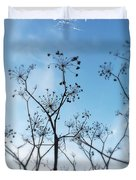 Winter Fennel Two Duvet Cover