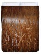 Winter Grass - 1 Duvet Cover