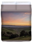 Winter Haze Duvet Cover