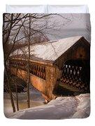 Winter Henniker Duvet Cover