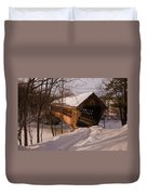 Winter Henniker Duvet Cover