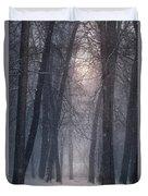 Winter Hush Duvet Cover