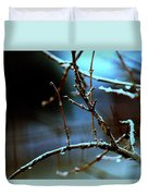 Winter Moment Duvet Cover