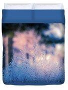Winter Morning Light Duvet Cover