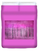 Winter Pink  7913pink Duvet Cover