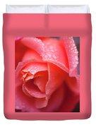 Winter Rose Three Duvet Cover