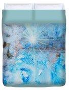 Winter Scene Duvet Cover by Tara Thelen