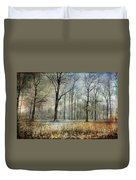 Winter Serenity Duvet Cover