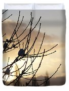 Winter Sun 3 Duvet Cover
