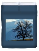 Winter Tree Duvet Cover