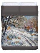 Winter I Duvet Cover