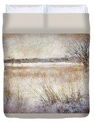 Winter Wonderland II Duvet Cover