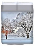 Winter Wonderland Duvet Cover
