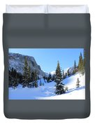 Winter Wonders Duvet Cover