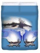 Winterland Duvet Cover