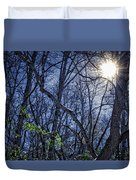 Wintersun Duvet Cover