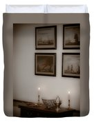 Winterthur By Candlelight Duvet Cover