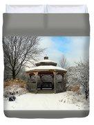 Wintertime Duvet Cover
