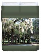 Wispy Willows Duvet Cover