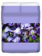 Wisteria Bee Duvet Cover