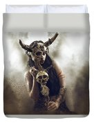 Witch Doctor 2 Duvet Cover