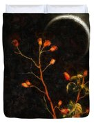 Witch Moon Duvet Cover