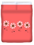 Witco Flowers  Duvet Cover