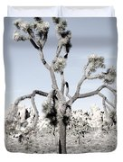 Withering Joshua Tree Duvet Cover