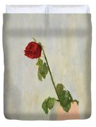 Withering Rose Duvet Cover