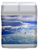 Within Clouds Duvet Cover