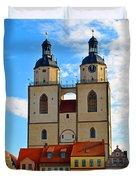 Wittenberg Sky Duvet Cover