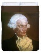 Wojciech Pszoniak As Robespierre Duvet Cover