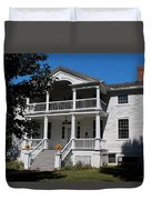 Wolcott House Duvet Cover
