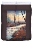 Wolf Creek Duvet Cover