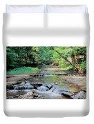 Wolf Creek Duvet Cover