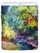 Wolf Pen Creek Duvet Cover