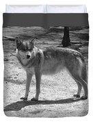 Wolf Pride Duvet Cover