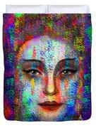 Woman 395 Duvet Cover