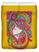 Women Of Faith 1 Duvet Cover