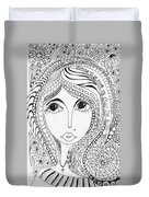 Women Of Faith 2 Duvet Cover
