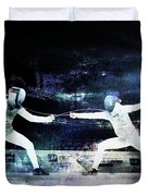 Women's Foil Duvet Cover