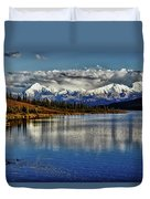 Wonder Lake IIi Duvet Cover