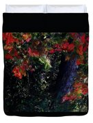 Wonder Tree Detail 2 Duvet Cover