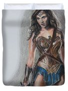 Wonder Woman Duvet Cover