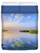 Wonderful Morning IIi Duvet Cover