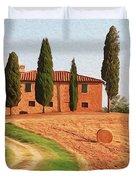 Wonderful Tuscany, Italy - 02 Duvet Cover