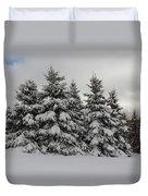 Wonderful Winter Duvet Cover