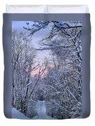 Wonderland Road Duvet Cover